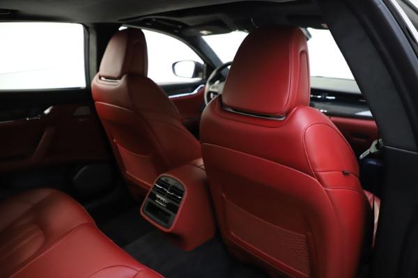 Used 2018 Maserati Quattroporte S Q4 GranSport for sale $67,900 at Maserati of Westport in Westport CT 06880 28