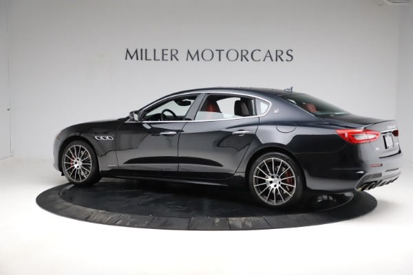 Used 2018 Maserati Quattroporte S Q4 GranSport for sale $67,900 at Maserati of Westport in Westport CT 06880 4