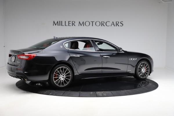 Used 2018 Maserati Quattroporte S Q4 GranSport for sale $67,900 at Maserati of Westport in Westport CT 06880 8