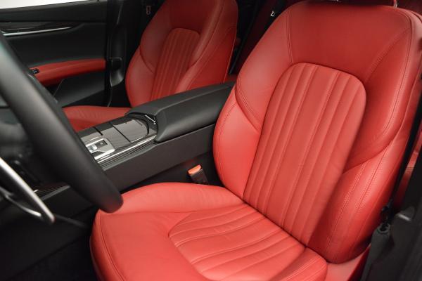 New 2016 Maserati Ghibli S Q4 for sale Sold at Maserati of Westport in Westport CT 06880 18