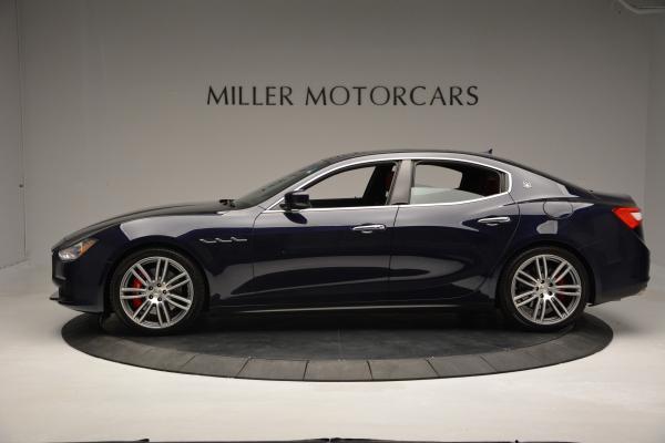New 2016 Maserati Ghibli S Q4 for sale Sold at Maserati of Westport in Westport CT 06880 3