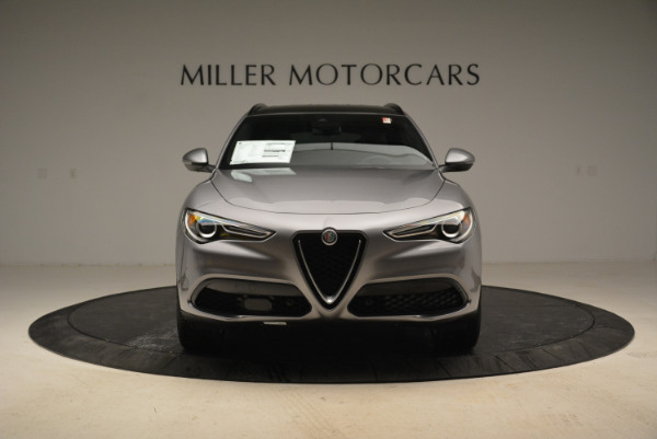 New 2018 Alfa Romeo Stelvio Ti Sport Q4 for sale Sold at Maserati of Westport in Westport CT 06880 12