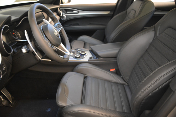 New 2018 Alfa Romeo Stelvio Ti Sport Q4 for sale Sold at Maserati of Westport in Westport CT 06880 14