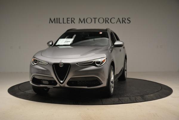 New 2018 Alfa Romeo Stelvio Ti Sport Q4 for sale Sold at Maserati of Westport in Westport CT 06880 1