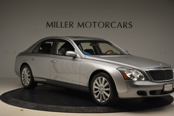 Used 2004 Maybach 57 for sale Sold at Maserati of Westport in Westport CT 06880 10