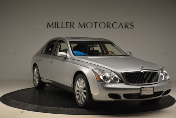 Used 2004 Maybach 57 for sale Sold at Maserati of Westport in Westport CT 06880 11