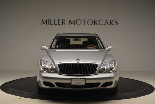 Used 2004 Maybach 57 for sale Sold at Maserati of Westport in Westport CT 06880 12
