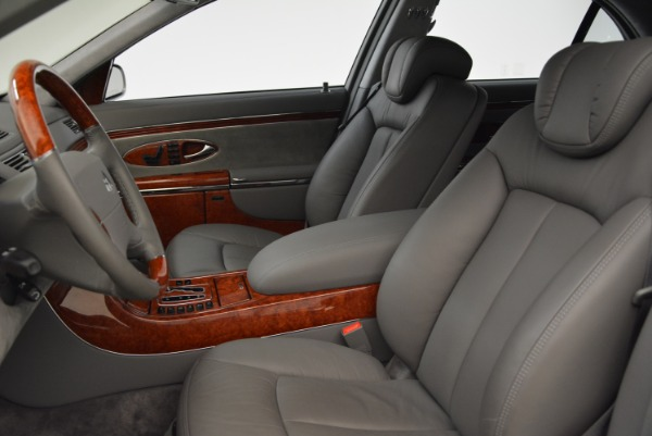 Used 2004 Maybach 57 for sale Sold at Maserati of Westport in Westport CT 06880 13