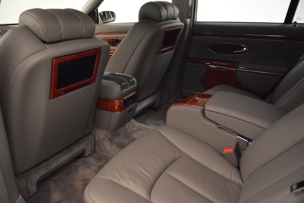 Used 2004 Maybach 57 for sale Sold at Maserati of Westport in Westport CT 06880 19