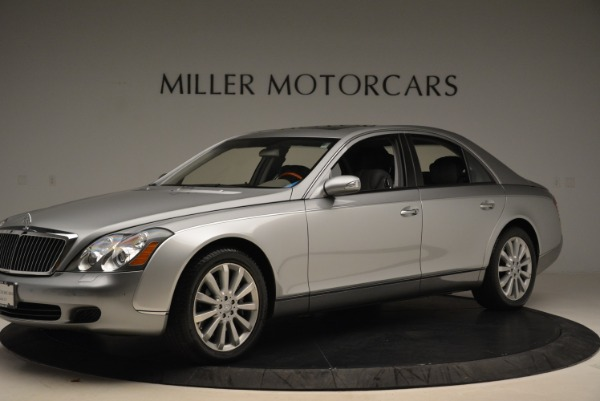 Used 2004 Maybach 57 for sale Sold at Maserati of Westport in Westport CT 06880 2