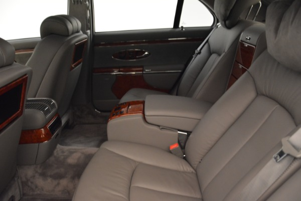 Used 2004 Maybach 57 for sale Sold at Maserati of Westport in Westport CT 06880 20