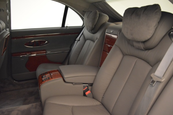 Used 2004 Maybach 57 for sale Sold at Maserati of Westport in Westport CT 06880 21