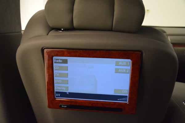 Used 2004 Maybach 57 for sale Sold at Maserati of Westport in Westport CT 06880 22