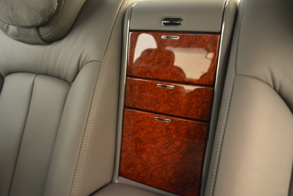 Used 2004 Maybach 57 for sale Sold at Maserati of Westport in Westport CT 06880 24