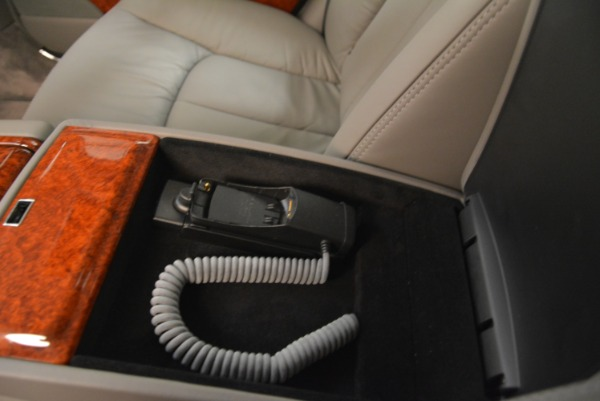 Used 2004 Maybach 57 for sale Sold at Maserati of Westport in Westport CT 06880 25