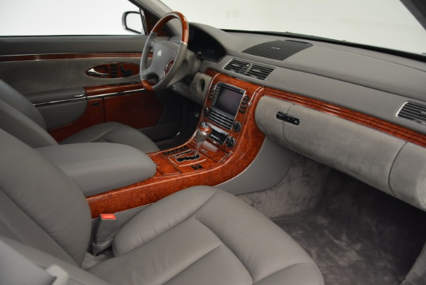 Used 2004 Maybach 57 for sale Sold at Maserati of Westport in Westport CT 06880 26