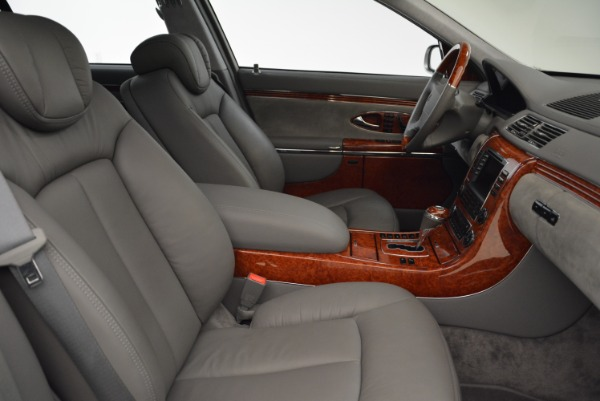 Used 2004 Maybach 57 for sale Sold at Maserati of Westport in Westport CT 06880 27
