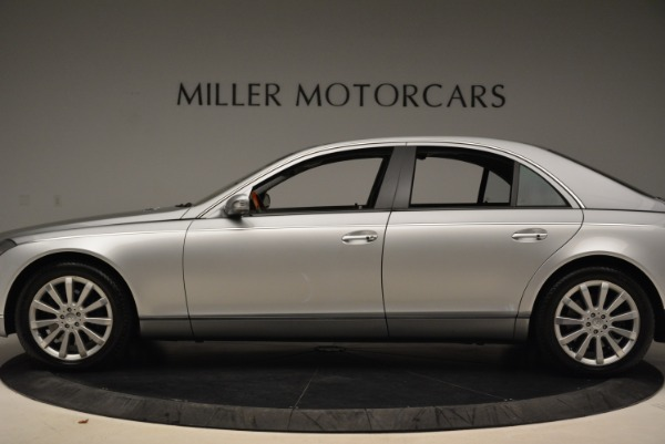 Used 2004 Maybach 57 for sale Sold at Maserati of Westport in Westport CT 06880 3