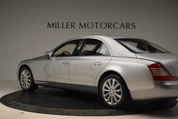 Used 2004 Maybach 57 for sale Sold at Maserati of Westport in Westport CT 06880 4
