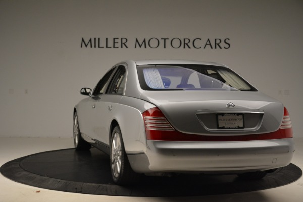 Used 2004 Maybach 57 for sale Sold at Maserati of Westport in Westport CT 06880 5