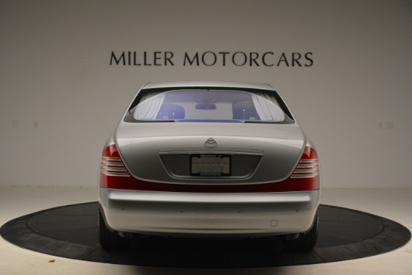 Used 2004 Maybach 57 for sale Sold at Maserati of Westport in Westport CT 06880 6