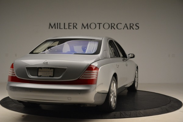 Used 2004 Maybach 57 for sale Sold at Maserati of Westport in Westport CT 06880 7