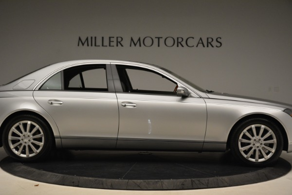 Used 2004 Maybach 57 for sale Sold at Maserati of Westport in Westport CT 06880 9
