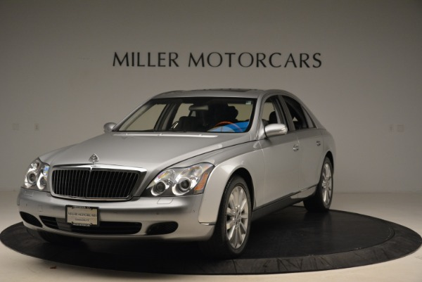 Used 2004 Maybach 57 for sale Sold at Maserati of Westport in Westport CT 06880 1