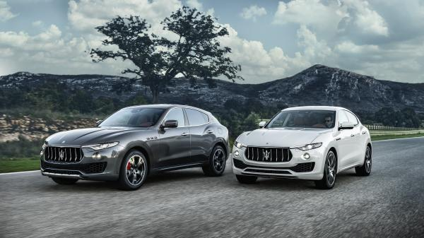 New 2017 Maserati Levante for sale Sold at Maserati of Westport in Westport CT 06880 6