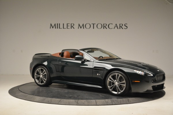 Used 2017 Aston Martin V12 Vantage S Roadster for sale Sold at Maserati of Westport in Westport CT 06880 10