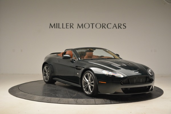 Used 2017 Aston Martin V12 Vantage S Roadster for sale Sold at Maserati of Westport in Westport CT 06880 11
