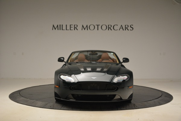Used 2017 Aston Martin V12 Vantage S Roadster for sale Sold at Maserati of Westport in Westport CT 06880 12