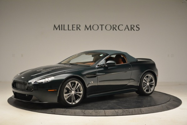 Used 2017 Aston Martin V12 Vantage S Roadster for sale Sold at Maserati of Westport in Westport CT 06880 14