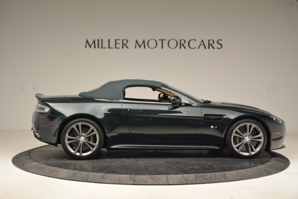 Used 2017 Aston Martin V12 Vantage S Roadster for sale Sold at Maserati of Westport in Westport CT 06880 16