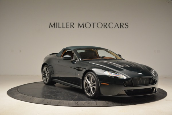 Used 2017 Aston Martin V12 Vantage S Roadster for sale Sold at Maserati of Westport in Westport CT 06880 18