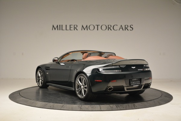 Used 2017 Aston Martin V12 Vantage S Roadster for sale Sold at Maserati of Westport in Westport CT 06880 5