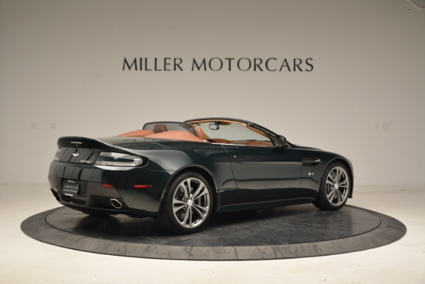 Used 2017 Aston Martin V12 Vantage S Roadster for sale Sold at Maserati of Westport in Westport CT 06880 8