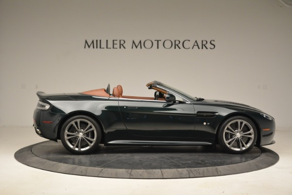 Used 2017 Aston Martin V12 Vantage S Roadster for sale Sold at Maserati of Westport in Westport CT 06880 9