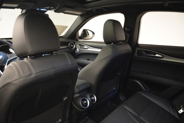 New 2018 Alfa Romeo Stelvio Ti Sport Q4 for sale Sold at Maserati of Westport in Westport CT 06880 16