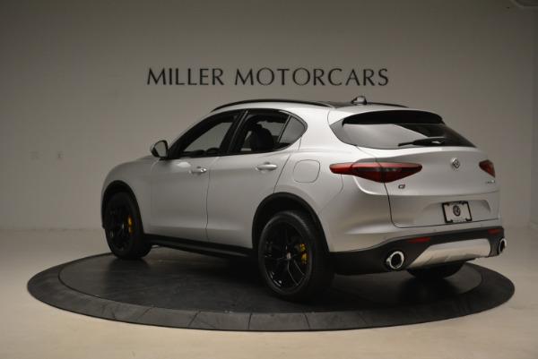 New 2018 Alfa Romeo Stelvio Ti Sport Q4 for sale Sold at Maserati of Westport in Westport CT 06880 5
