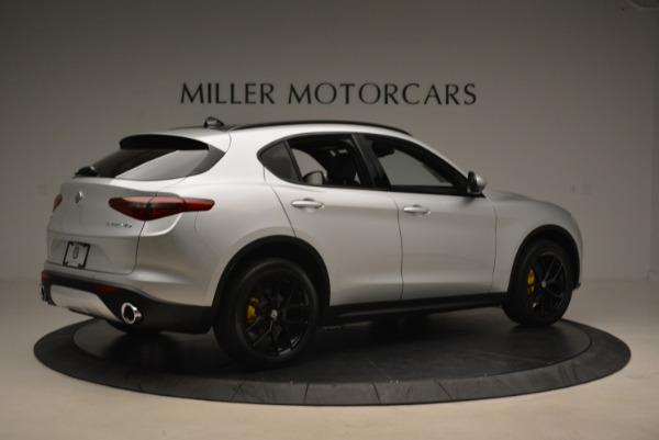 New 2018 Alfa Romeo Stelvio Ti Sport Q4 for sale Sold at Maserati of Westport in Westport CT 06880 8