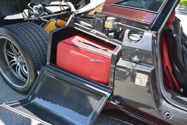 Used 2014 Pagani Huayra for sale Sold at Maserati of Westport in Westport CT 06880 11
