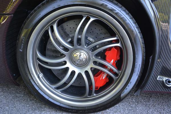 Used 2014 Pagani Huayra for sale Sold at Maserati of Westport in Westport CT 06880 14