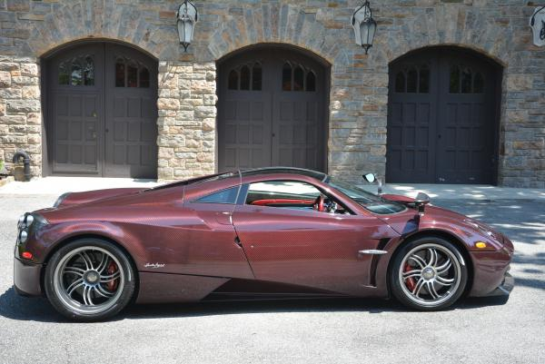 Used 2014 Pagani Huayra for sale Sold at Maserati of Westport in Westport CT 06880 2
