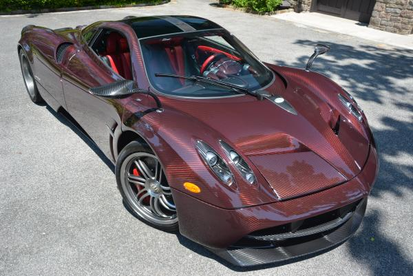 Used 2014 Pagani Huayra for sale Sold at Maserati of Westport in Westport CT 06880 3