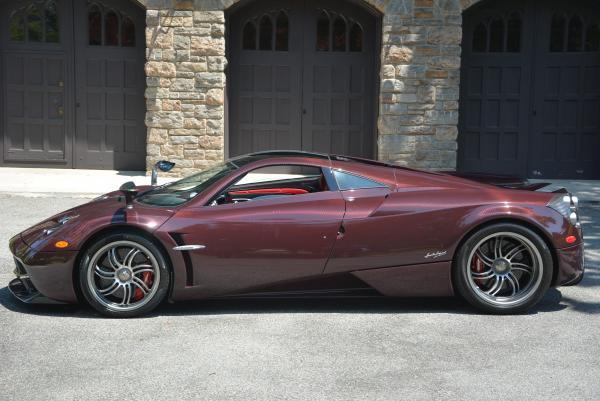 Used 2014 Pagani Huayra for sale Sold at Maserati of Westport in Westport CT 06880 4
