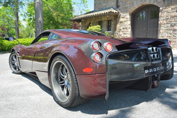 Used 2014 Pagani Huayra for sale Sold at Maserati of Westport in Westport CT 06880 6