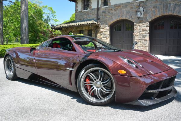 Used 2014 Pagani Huayra for sale Sold at Maserati of Westport in Westport CT 06880 7