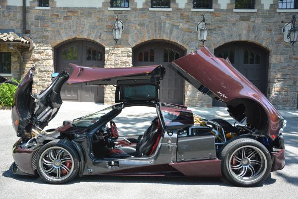Used 2014 Pagani Huayra for sale Sold at Maserati of Westport in Westport CT 06880 8