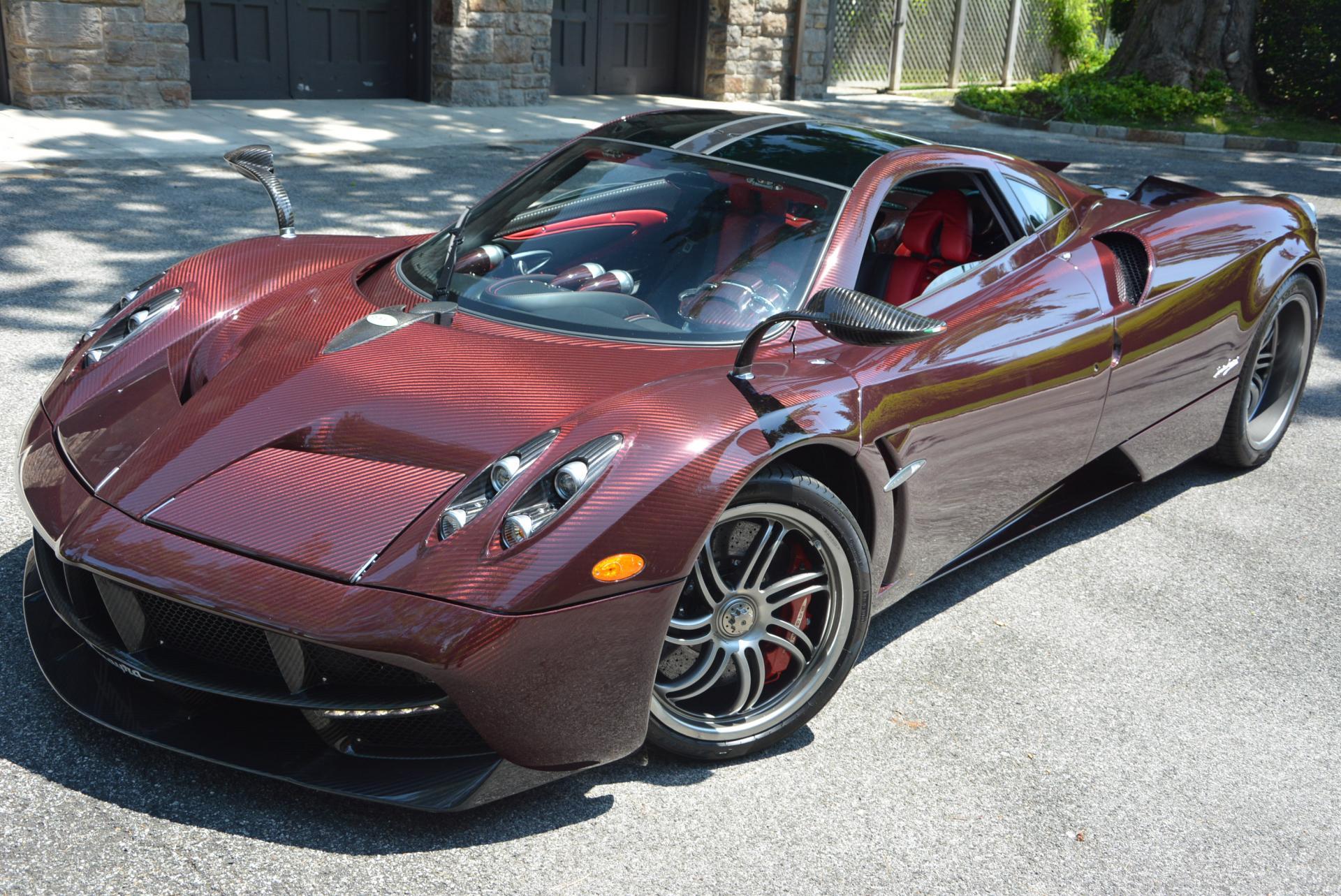 Used 2014 Pagani Huayra for sale Sold at Maserati of Westport in Westport CT 06880 1